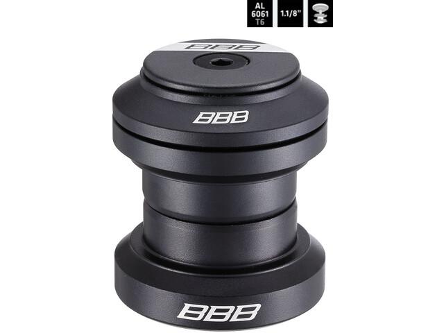 BBB TurnAround BHP-02 Steuersatz EC34/28.6 I EC34/30 matt schwarz